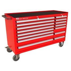 Fastservice Wózek warsztatowy mega z 15 szufladami pm-212-13 (5904054407943)