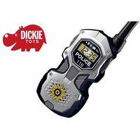 Dickie Walkie talkie policja zasięg 80m (4006333024733)