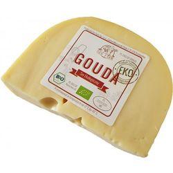 Ser farm (nabiał z mleka krowiego) Ser gouda bio (około 0,35 kg) - ser - farm