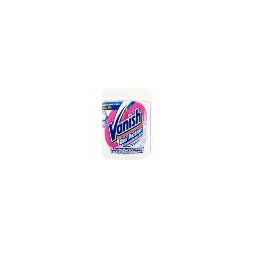VANISH - Oxi Action Krystaliczna Biel Odplamiacz do tkanin w proszku 500g - oferta [0504d74c83cf26c9]