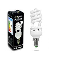 Świetlówka energooszczędna POLUX Platinum 8W E14 2700K POLUX/SANICO z kategorii świetlówki
