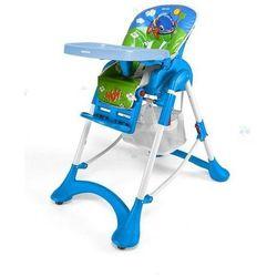 KRZESEŁKO ACTIVE NEW CAR INTENSYWNY NIEBIESKI #B1, towar z kategorii: Krzesła i stoliki