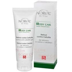 Norel (Dr Wilsz) BODY CARE RETINOL CONTRA CELLULITE Żel aktywny w walce z cellulitem (DZ050) z kategorii Pozo