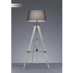 Reality tripod lampa stojąca siwy, 1-punktowy - vintage/przemysłowy - obszar wewnętrzny - tripod - czas dostawy: od 3-6 dni roboczych
