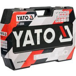 Zestaw narzędziowy YATO YT-3894 XXL (224 elementy) + DARMOWY TRANSPORT! - sprawdź w wybranym sklepie