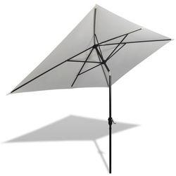 vidaXL Parasol prostokątny (200 x 300 cm) Piaskowy-Biały, kup u jednego z partnerów