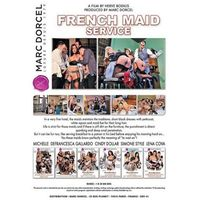 DVD Dorcel - French Maid Service - 6 x DVD