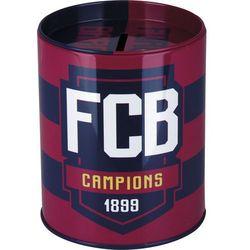Skarbonka metalowa FC Barcelona, towar z kategorii: Skarbonki