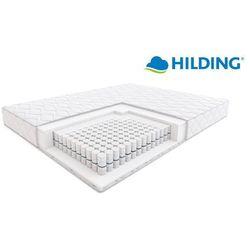 Hilding step - materac kieszeniowy, sprężynowy, rozmiar - 90x200, pokrowiec - fresh wyprzedaż, wysyłka gra