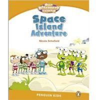 Space Island Adventure. Penguin Kids. Poziom 3 (24 str.)
