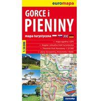 Gorce I Pieniny 1:50 000 Mapa Turystyczna, rok wydania (2011)