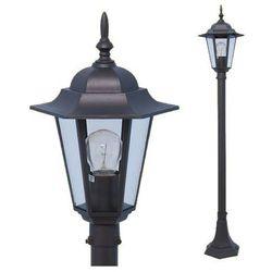 Stojąca LAMPA zewnętrzna STANDARD K-6009B Kaja metalowa OPRAWA ogrodowa IP44 outdoor czarny - produkt dostępny w =MLAMP.pl= | Rozświetlamy Wnętrza