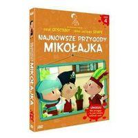 Najnowsze przygody mikołajka 4 (dvd) - dostawa zamówienia do jednej ze 170 księgarni matras za darmo, marki