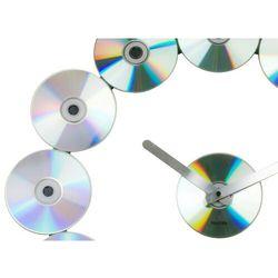 Zegar ścienny cd's marki Silly