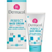 Dermacol  perfect base cream 50ml w krem do twarzy do młodej skóry (8595003923750)