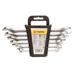 Topex Zestaw kluczy płaskich 35d657 (12 elementów)