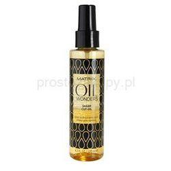 oil wonders odżywczy olejek dla idealnej fryzury + do każdego zamówienia upominek. wyprodukowany przez