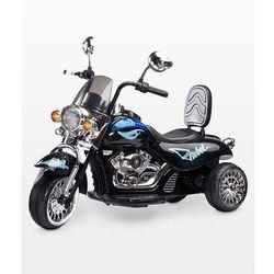 Caretero Motocykl na akumulator Rebel, Black - sprawdź w wybranym sklepie