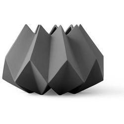 Menu - Wazon Folded - grafitowy