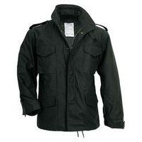 Kurtka surplus us fieldjacket m65 black (20-3501-03), Surplus / niemcy, M-XL