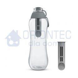 Butelka Filtrująca Dafi 0,7 L Stalowa + dodatkowy wkład, DAFI.BUT.0.7.STAL