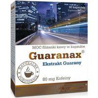 Olimp Guaranax kaps. - 60 kaps. - produkt farmaceutyczny