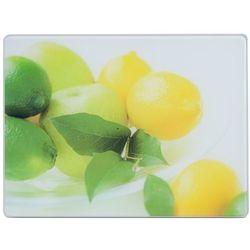 Deska do krojenia lemon, 40 x 30 cm, marki Zeller
