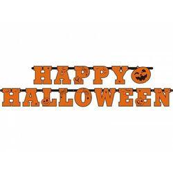 "Partydeco ""baner happy halloween, 13 x 210cm (1 karton / 50 szt.)"" (5901157476876)"