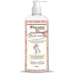 Nacomi balsam do biustu dla kobiet w ciąży 140 ml - produkt z kategorii- Kosmetyki dla kobiet w ciąży
