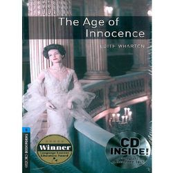 OXFORD BOOKWORMS LIBRARY New Edition 5 THE AGE OF INNOCENCE with AUDIO CD PACK (kategoria: Literatura obcojęz