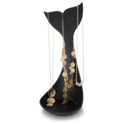 Stojak na biżuterię Whale czarny (5060105291739)