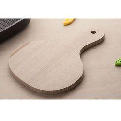deska kuchenna drewniana cebulka 27 cm marki Aaa