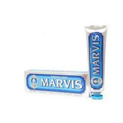 Marvis Aquatic Mint - pasta do zębów w stylu retro 75 ml z kategorii Płyny do jamy ustnej