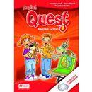 English Quest 1. Podręcznik Wieloletni, oprawa miękka