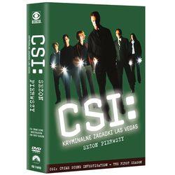 CSI: Kryminalne zagadki Las Vegas, sezon 1 (DVD) - Imperial CinePix
