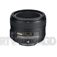 Nikon AF-S 50 mm f/1.8G - produkt w magazynie - szybka wysyłka!, JAA015DA