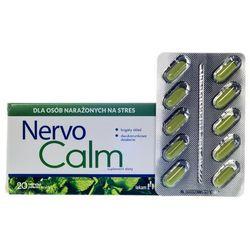 NervoCalm20 tabl., produkt z kategorii- Witaminy i minerały
