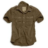 Koszula SURPLUS RAW VINTAGE SHIRT - Brown (06-3590-05)
