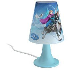 71795/35/16 - lampa stołowa dla dzieci disney frozen led/2,3w/230v marki Philips