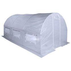 Home&Garden tunel foliowy 250 x 400 cm (10 m2) - biały, 628019