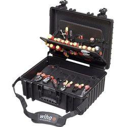 Walizka narzędziowa z wyposażeniem, dla elektryków 80 szt. Wiha Professional 40523 (DxSxW) 510 x 419 x 215 mm (4010995405236)