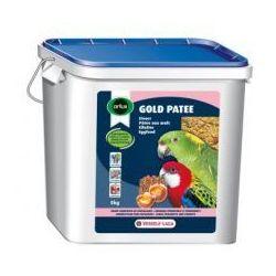 VERSELE-LAGA Gold Patee Large Parakeets And Parrots 5 kg - Pokarm Jajeczny Dla Średnich I Dużych Papug- RÓB ZAKUPY I ZBIERAJ PUNKTY PAYBACK - DARMOWA WYSYŁKA OD 99 ZŁ (5411204117145)