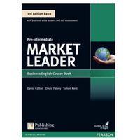Market Leader 3Ed Extra Pre-Intermediate. Podręcznik + DVD-ROM + MyEnglishLab, Walsh, Clare