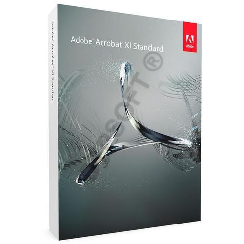 acrobat xi standard pl v.11, marki Adobe