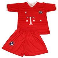 Komplet stroju piłkarskiego replika lewandowski 9 bayernm marki Reda