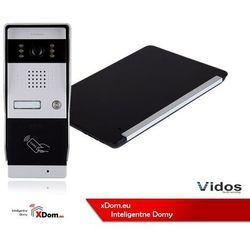 Zestaw Wideodomofonu Vidos stacja bramowa z czytnikiem kart RFID monitor 7'' S50A_M690BS2