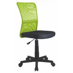 Fotel młodzieżowy Tobin - zielony