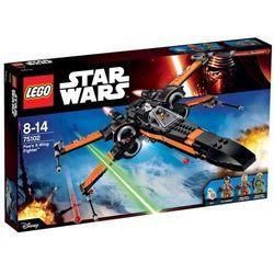 Star Wars Poe's X-Wing Fighter 75102 marki Lego - klocki dla dzieci