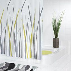 GRAS poliestrowa zasłona prysznicowa 180x200cm 42385