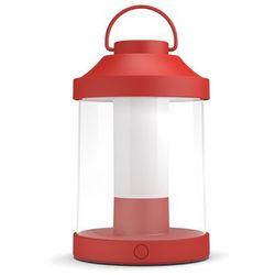 Abelia portable 17360/32/p0 lampka przenośna led czerwona nowość marki Philips